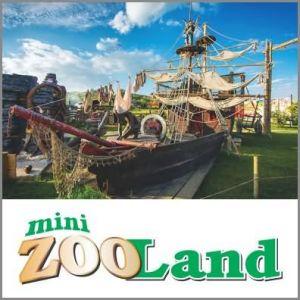 Družinska vstopnica za obisk mini živlaskega vrta, Mini Zoo Land, Slovenske Konjice (Vrednostni bon, izvajalec storitev Mini živalski vrt d.o.o.)