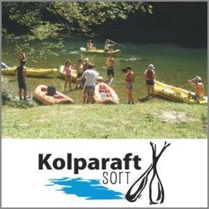 2 dni na reki Kolpi za 2 osebi, Kolpa raft, Stari trg ob Kolpi (Vrednostni bon, izvajalec storitev Jure Skender s.p.)
