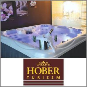 3 urni zasebni zakup wellnessa za 2 osebi, Hotel Hober, Prevalje (Vrednostni bon, izvajalec storitev Herman Hober s.p.)