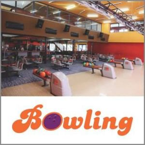 Bowling užitki (z 2 pizzama) v Bowling centru Ptuj (Vrednostni bon, izvajalec storitev Bowling Klub Ptuj d.o.o.)