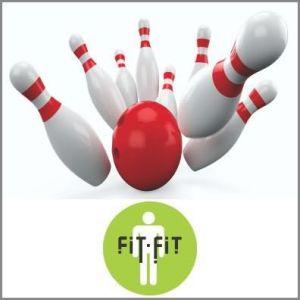 2 uri bowlinga in žirafa piva, Športni center Fit-Fit, Domžale (Vrednostni bon, izvajalec storitev Mign d.o.o.)