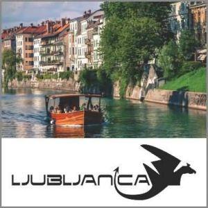 Družinska plovba po Ljubljanici, Ljubljana (Vrednostni bon, izvajalec storitev Logar Anže s.p.)