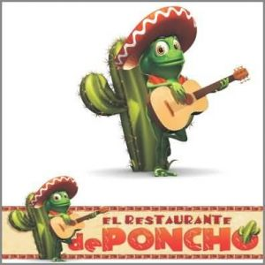 Darilni bon 50 EUR, Mehiška restavracija De Poncho, Ptuj (Vrednostni bon, izvajalec storitev Mkm Forma d.o.o.)